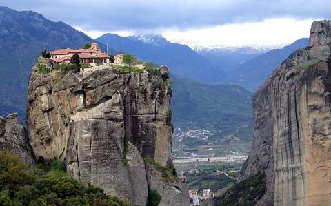 I monasteri delle Meteore