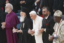 In preghiera con le religioni (Brunetto Salvarani)