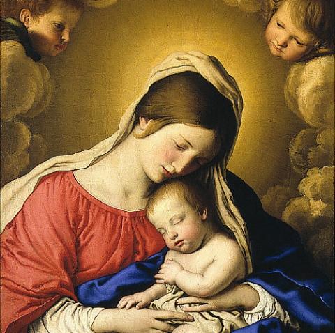 """""""Il sogno di Gesù bambino"""""""