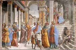 L'ingresso della Madre di Dio al tempio (Alexander Schmemann)