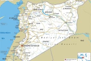 La situazione siriana