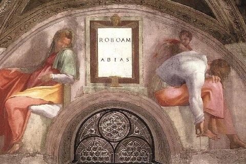 Des débuts modestes de Roboam à Asa (Philippe Abadie)