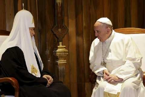 Il senso dell'incontro tra Papa Francesco e il Patriarca Kirill (Marco Galloni)