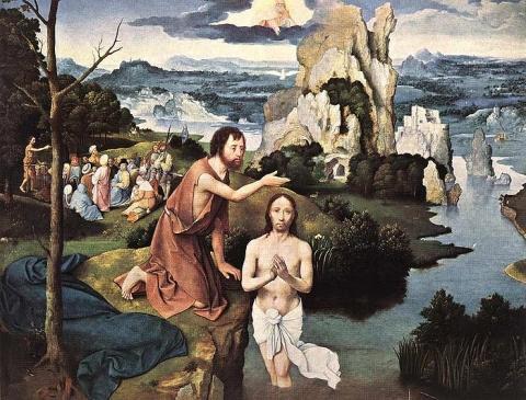 Battesimo del Signore – 8 gennaio 2017