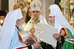 XXXIII. Chiese ortodosse di stato irregolare. La Chiesa ortodossa russa fuori dalla Russia