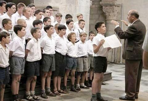 Volete cantare i Salmi?
