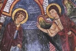 """I. """"Dio si è fatto uomo, affinché l'uomo diventasse dio"""" (Michelina Tenace)"""