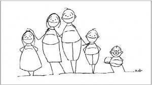 Più famiglie e più figli per superare la crisi