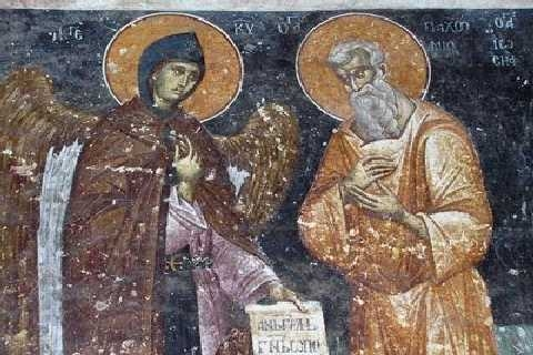 Pacomio e Apollonio (Luca Desiato)
