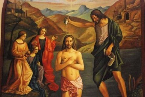 I tre doni e compiti del battesimo: sacerdotale, regale, profetico (Marino Qualizza)
