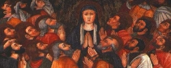 La Vergine del cenacolo (Enzo Lodi)