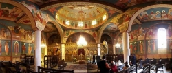 Divina Liturgia di Rito Bizantino della Chiesa Ortodossa.