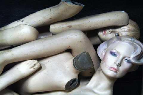 L'idolatria del corpo (Cettina Militello)