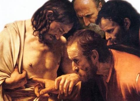 Le apparizioni «ufficiali» del Risorto al gruppo apostolico (Gv 20, 19-31) (Rita Pellegrini)