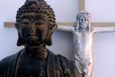 Dossier Buddha, Gesù. Una tradizione può rivelarne un'altra (Aurelie Godefroy)