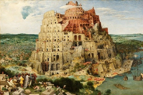 La grazia di Babele - 1 parte (Raimundo Panikkar)