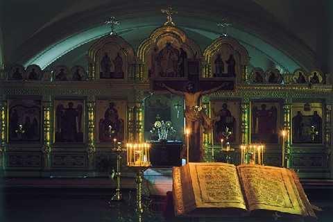 La preghiera, pegno della salute spirituale (Pavel Evdokimov)