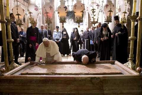 Dichiarazione congiunta tra Papa Francesco ed il Patriarca Bartolomeo I