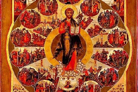12. Santificazione dell'uomo - Glorificazione di Dio (Ildebrando Scicolone)