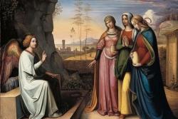 Donne nel gruppo dei primi discepoli di Gesù