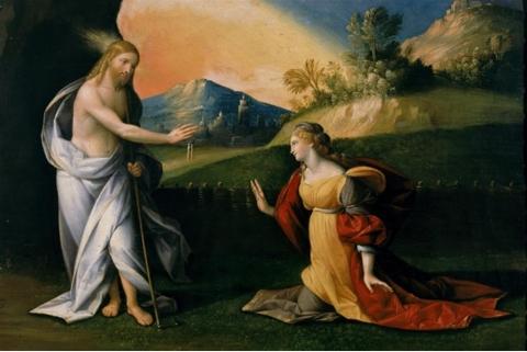 III° - La prima apostola: Maria la Maddalena
