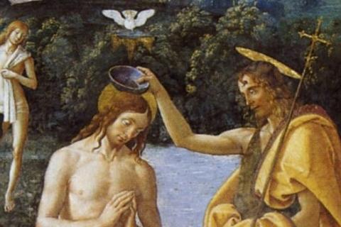 Battesimo del Signore   –  Domenica 13 Gennaio 2019 -