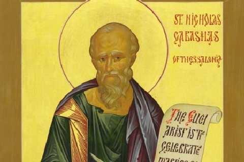 I defunti sono santificati come i vivi dai doni dell'altare (Nicolas Cabasilas)