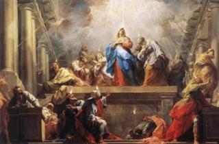 Solennità della Pentecoste – 15 Maggio 2016