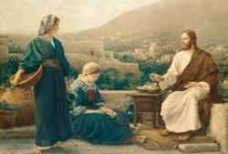DONNE IN PRIMA FILA,  nelle più antiche comunità cristiane