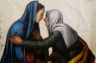 La visita di Maria a Elisabetta. Una rilettura in chiave di solidarietà (Lilia Sebastiani)