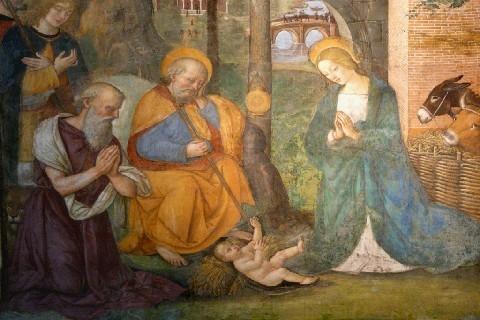 La Vita si è manifestata nella carne (Sant'Agostino)