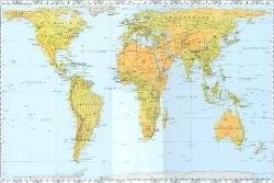 Peters, il cartografo della mondialità (Giulio Albanese)
