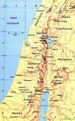 I pescatori del lago di Galilea