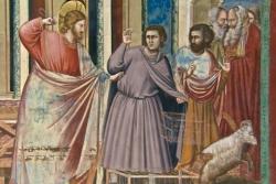 Jésus et les vendeurs du Temple (Jn 2, 13-25) (Fray Marcos)