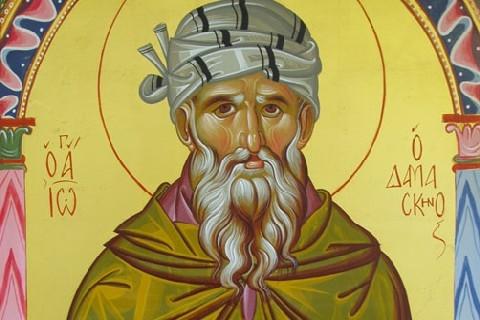 Preghiamo con i Padri della Chiesa. Giovanni Damasceno