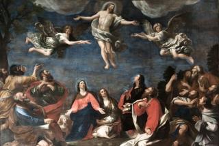 Ascensione del Signore   –  Domenica 13 maggio 2018 -