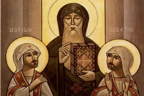 Preghiere (San Macario il Grande)