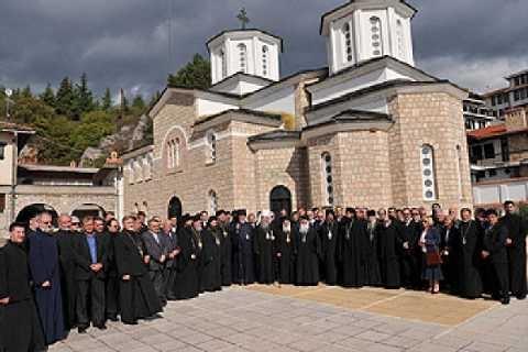XXXVI. Chiese ortodosse di stato irregolare. La Chiesa Ortodossa Macedone