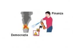 La finanza spegne la democrazia