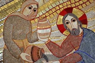 La samaritana. Un desiderio infinito - spunti per una lectio divina su Gv 4, 1-29 (Mauro Maria Morfino sdb)