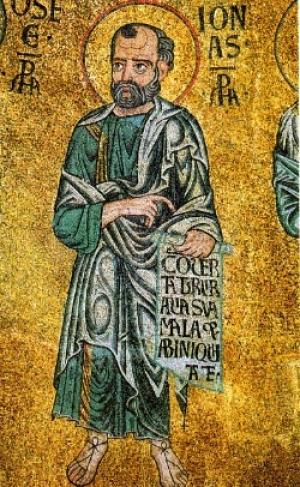 Giona, profeta controvoglia