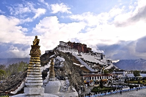 Il buddismo tibetano. Il Risveglio nel paese delle Nevi (Philippe Cornu)