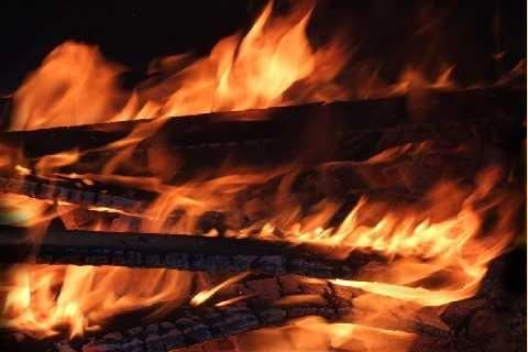«Salati con il fuoco» (Ab. Donato Ogliari osb)