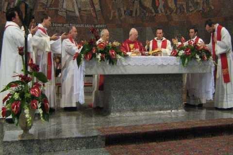 La terza preghiera eucaristica