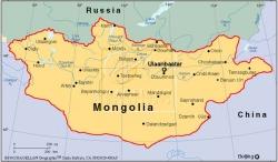 Cristianesimo in Mongolia