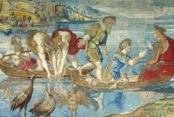 La pesca  nel lago di Galilea al tempo di Gesù  -  Parte  prima