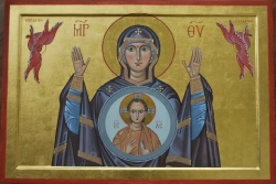 San Bernardo di Chiaravalle cantore di Maria (Eva Carlotta Rava)
