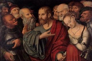 L'adultera perdonata (Cettina Militello)