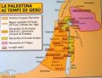 La Geografia della Palestina