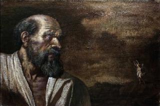 Abraham - L'alliance avec l'Unique (Virginie Larousse)